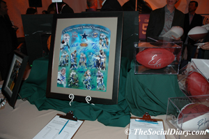 football auction items