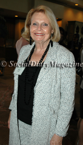 Joan Jacobs  at the Girl Scout's Cool Women 2011 luncheon
