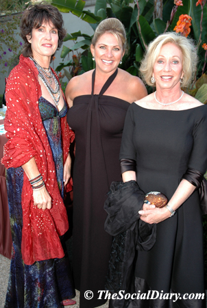 Laura Wile, Lynn Krant and Susie Spanos