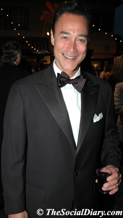 scott johnston in a ralph lauren tuxedo
