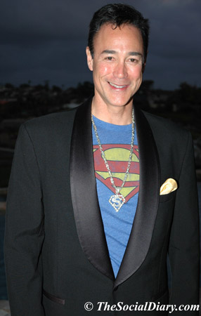 Superman Scott Johnston