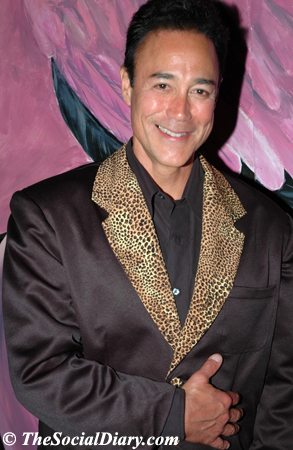 scott johnston in a custom jacket by jemima garcia of j. jenniene designs