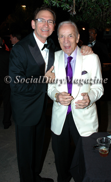 lou spisto and conrad prebys at the san diego zoo gala