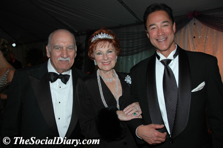 paul michael and marion ross with scott johnston
