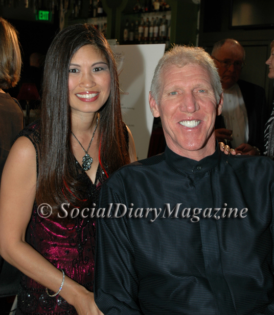 Lori and Bill Walton