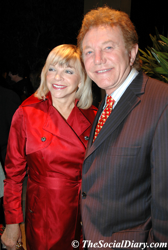 Patrick Bergin And Paula Frazier